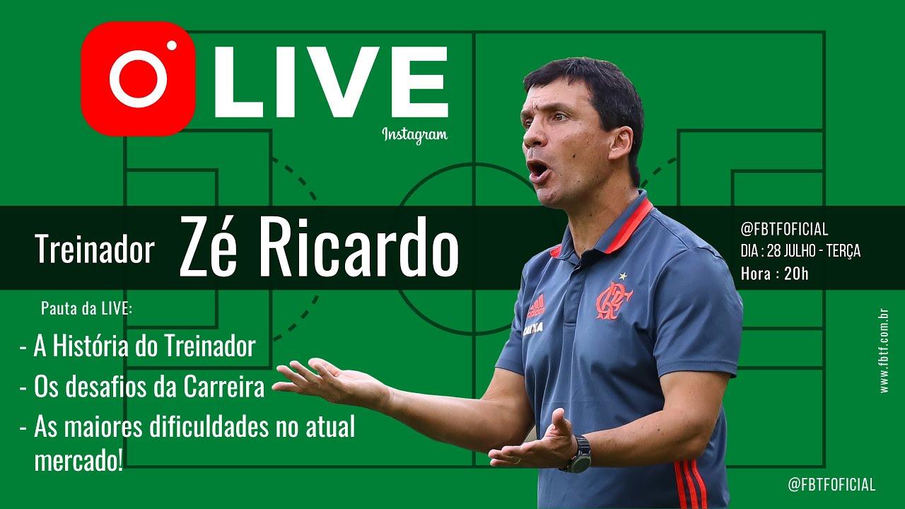 Zé Ricardo x FBTF LIVE