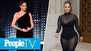 Ashley Graham Shows Off New Bikini Design, Meghan Markle's Feeling 'Very Pregnant' | LIVE | PeopleTV