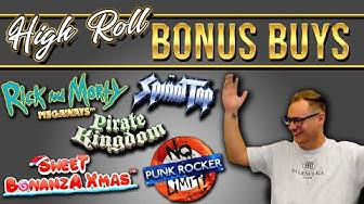 High Roll Bonus Buy Slot Session!