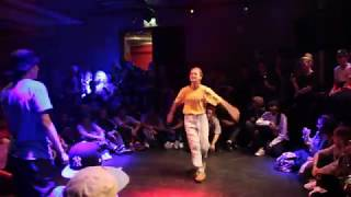 IBE 2017- Bgirl Battle FINAL - Mantis Vs Maxime