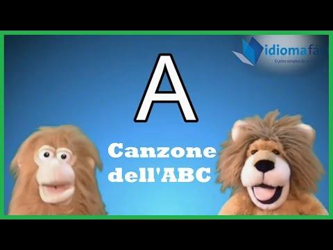 Canzone dell'ABC | Música do Alfabeto em ITALIANO | Canzone dell'Alfabeto in Italiano