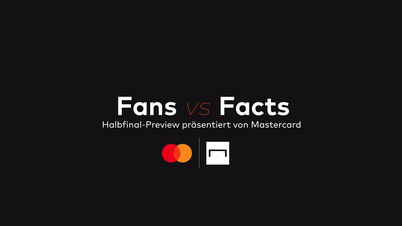 Fans vs. Facts - mit Mastercard | Preview-Show UEFA Champions League Halbfinale