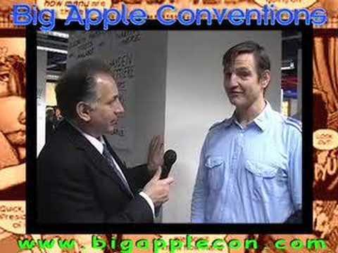Big Apple Con William Mapother Lost