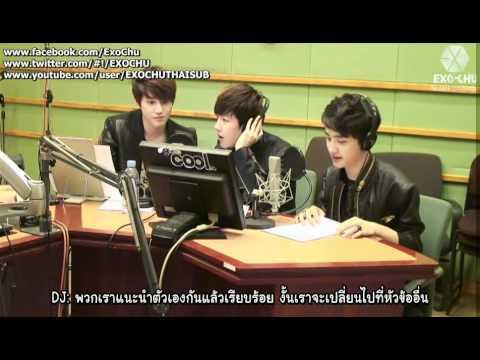 {Thaisub}120514 HongJinKyung 2PM Radio EXO-K[EXOCHU]