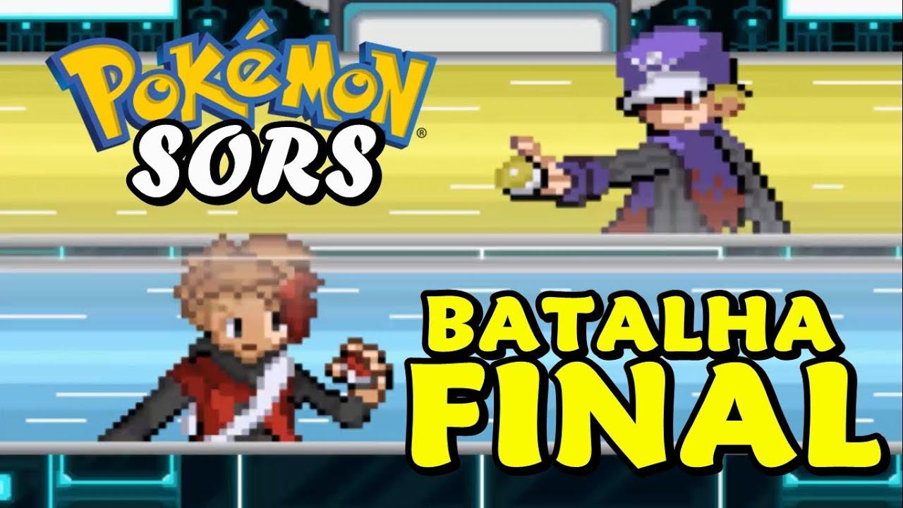 Pokémon SORS (Detonado -  Parte 22) - A GRANDE FINAL CONTRA O FRIO!