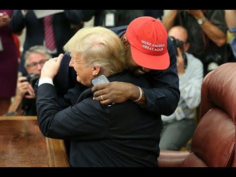 Trump Meets Kanye West