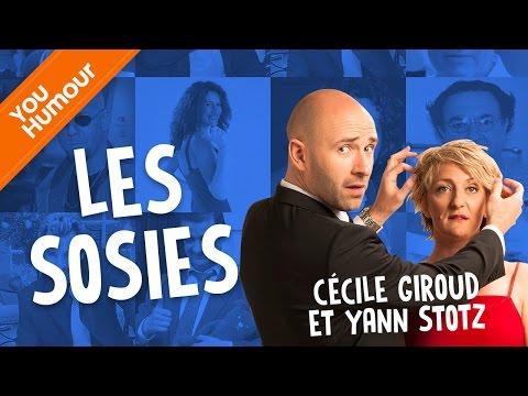 CECILE GIROUD et YANN STOTZ - Les Sosies