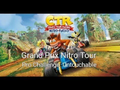 Crash Team Racing Nitro-fueled Guide (Pro Challenge: Untouchable)