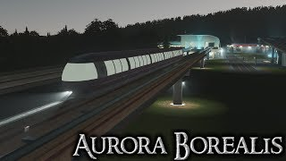 [29] Monorail & Transport Hubs | Cities: Skylines 2017