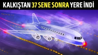 Ortadan Kaybolan Bir Uçak 37 Yıl Sonra Yere İndi