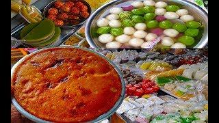 Về thủ phủ của các loại bánh dân gian Nam Bộ ở miền tây