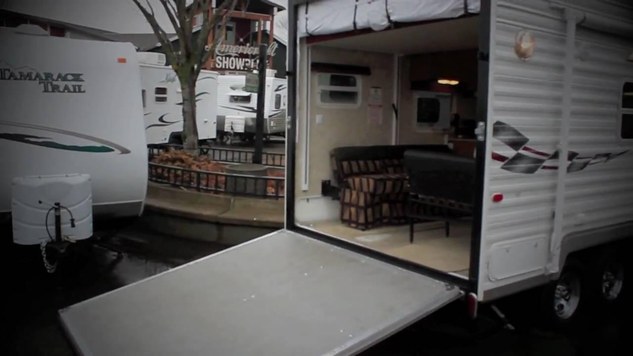 2008 Desert Fox 17 Vs Sumner Rv Center Youtube