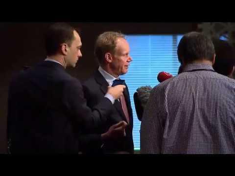 Matthew Rycroft (United Kingdom) on Syria - Press Encounter