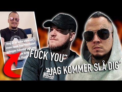 Stort Bråk Mellan VERZ & RASK På Dreamhack! *Intervju med båda parter på telefon*