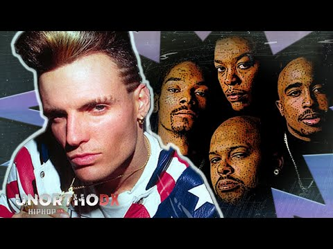 """How Vanilla Ice Funded Suge Knight """"Death Row Records"""" & Career Of DrDre Snoop Dogg & Tupac 2019"""