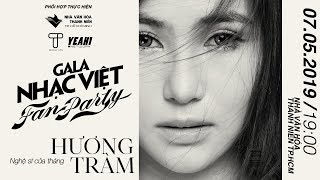 Hương Tràm lần đầu tiên làm Fan Party cùng Gala Nhạc Việt cho 1000 fan TPHCM | Gala Nhạc Việt