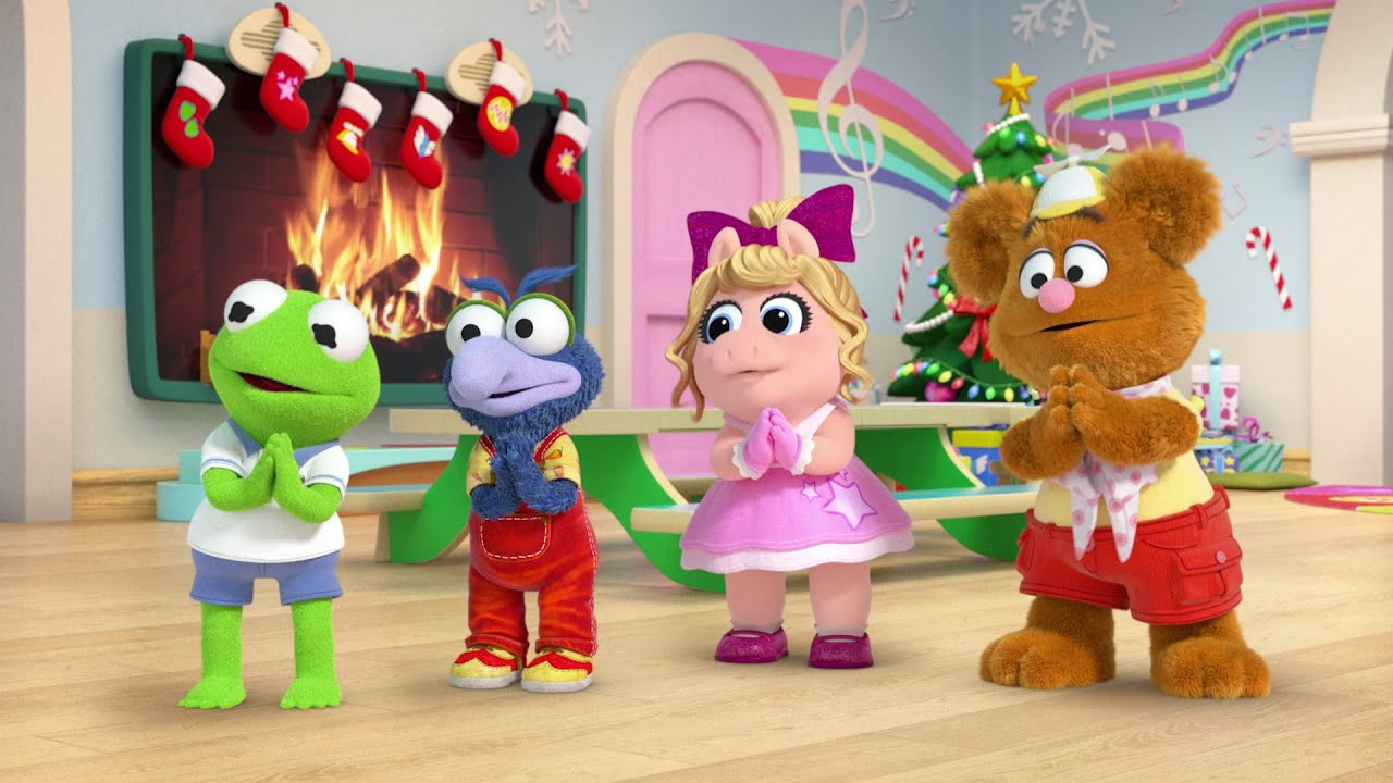 Muppet Babies 2020 A Very Muppet Babies Christmas A Very Muppet Babies Christmas/ Summer's Super Fabulous Holiday