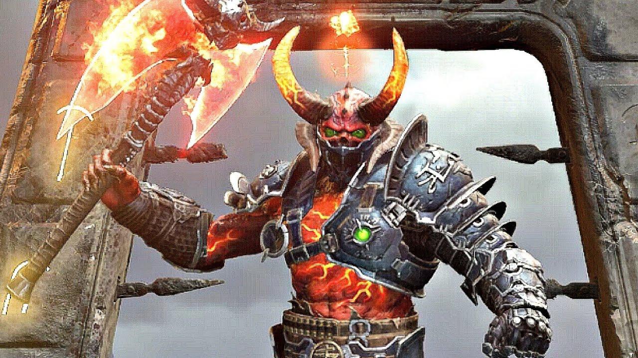 Doom Eternal Playing As Marauder Vs Doomguy Battlemode Multiplayer Youtube