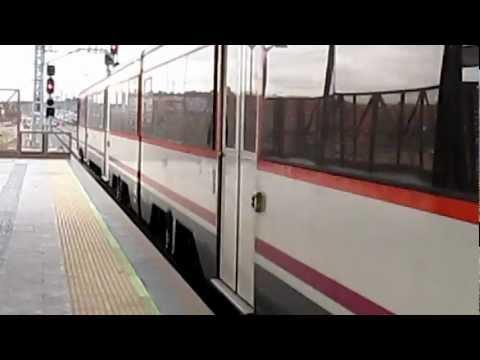 Regional Express Barcelona-Madrid pasando por Fuente de la Mora