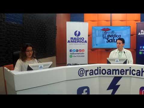 El Médico y Su Salud de Radio América Honduras, viernes 27/04/18