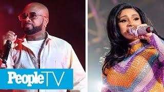 Cardi B Slams Jermaine Dupri For Calling Today's Female Hip Hop Stars 'Strippers Rapping' | PeopleTV