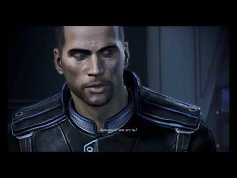 """Смотреть прохождение игры Mass Effect 3. Серия 9: """"Танцы в Цитадели."""""""