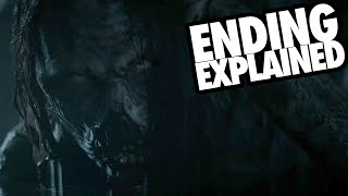 THE WRETCHED (2019) Ending Explained