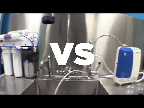Pristine VS Ionizer - WATER IONIZER DEBUNKED - not a water filter