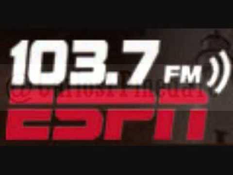 Carlos Pineda interviewed by 103.7 FM ESPN Radio UM