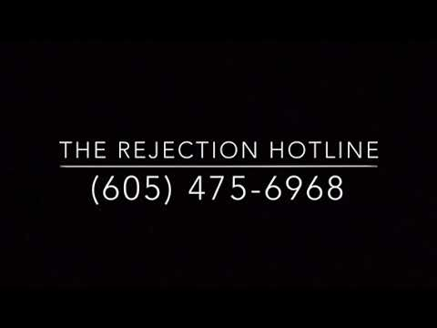 The Rejection Hotline (THE ORIGINAL) (Humor Hotlines)