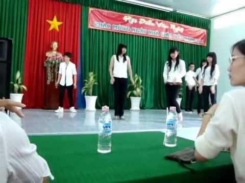 Day by day Cover - Lớp 9/3 Trường THCS Lương Thế Vinh.MPG