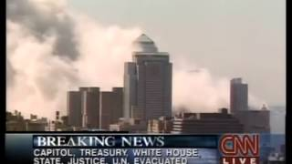 CNN 9-11-2001 News Coverage 10:00 AM - 11:00 AM