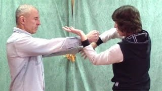 Вин Чун кунг-фу: урок 11 (Джан сау и хуен сау)