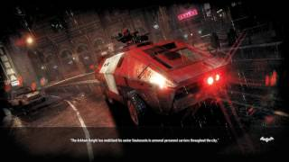 Batman Arkham Knight Walkthrough Gameplay part 4-THE Nightfall PROTOCOL( PS4 )