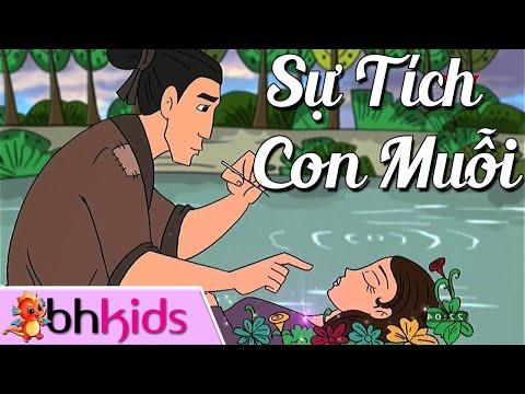 Sự Tích Con Muỗi - Phim Cổ Tích Việt Nam Hay [HD 1080p]