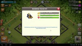 [ZEITRAFFER] 90 MINUTEN IN DER GOLDMINE || Clash of Clans | CoC