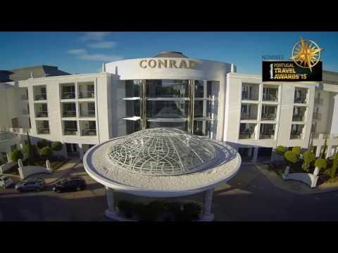 Portugal Travel Awards - Portugal´s Best 5 Star Hotel 2015 Nomination - Conrad Algarve