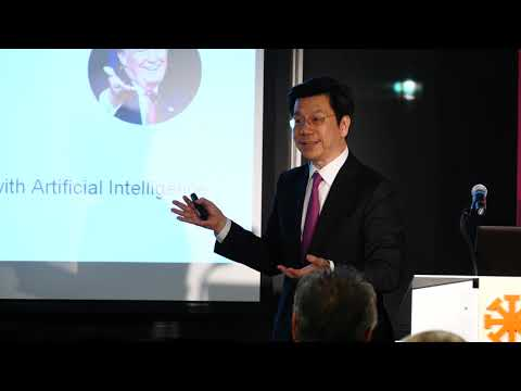 Kai-Fu Lee: China, Silicon Valley, and the Dual Visions of AI | Town Hall Seattle Mp3