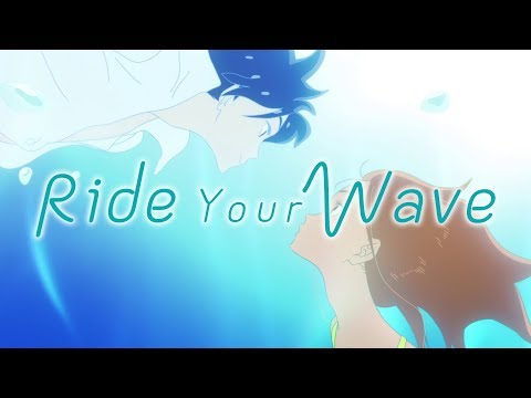 Ride Your Wave - UK Premiere at Scotland Loves Anime 2019 film festival