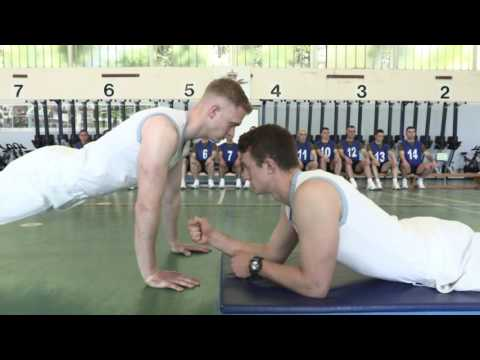 HOW TO PASS The RAF Fitness Test