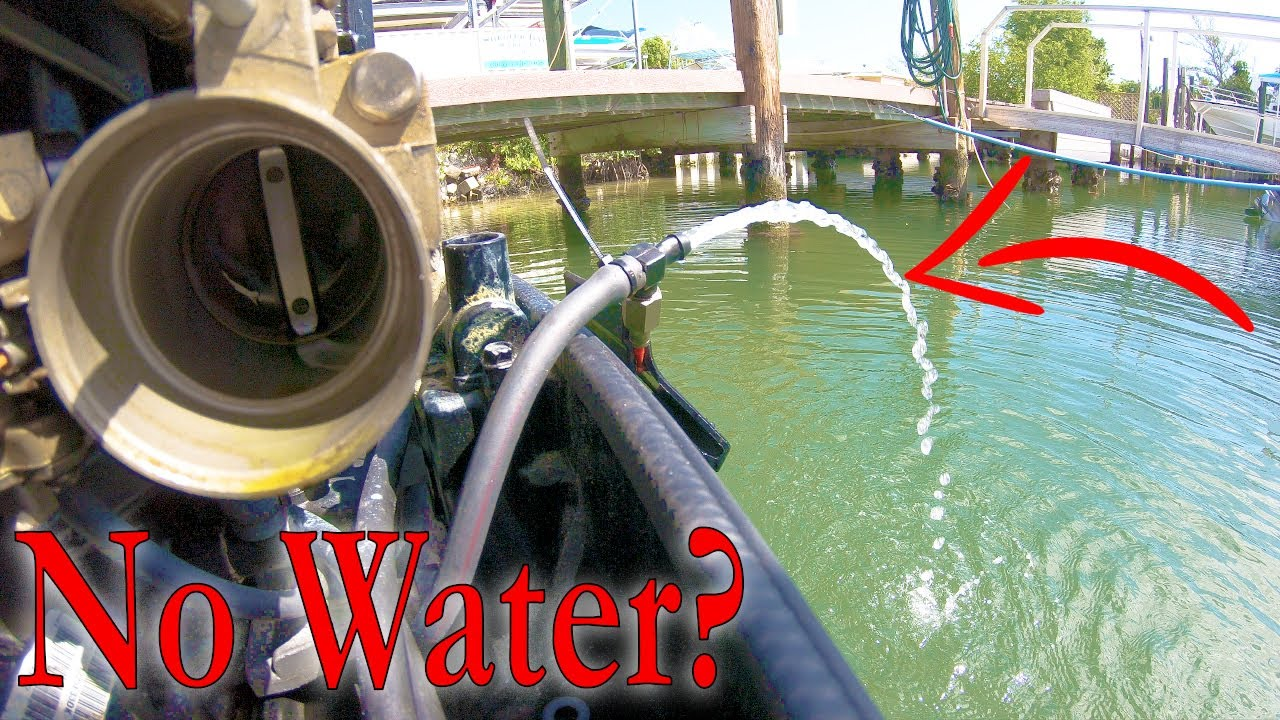 Why Outboards OVERHEAT!
