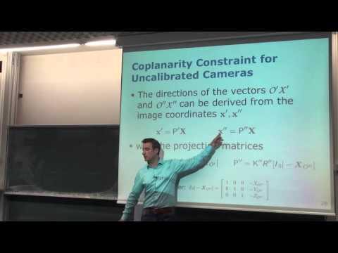 Photogrammetry II - 02b - Relative Orientation (2015/16)