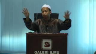 Ustaz Salman Maskuri - Tazkirah Ramadhan 2014 Part 5