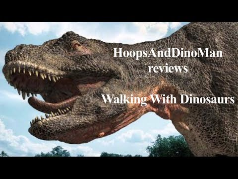 Download Walking with Dinosaurs mini-series review