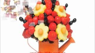 Фруктовые букеты на любой вкус!(FruitLife ™ международный❶❶❶ www.fruitlife.com.ua, www.fruitlife.pl, skype: CSL2010 e-mail: s.virchis@fruitlife.pl , tel: +38 067 909 21 96 Подарки для..., 2012-02-13T18:14:17.000Z)