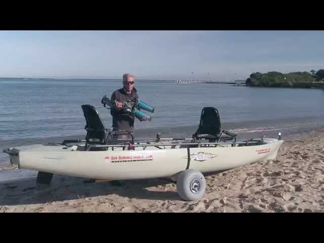 Hobie Pro Angler 17 Tandem Overview