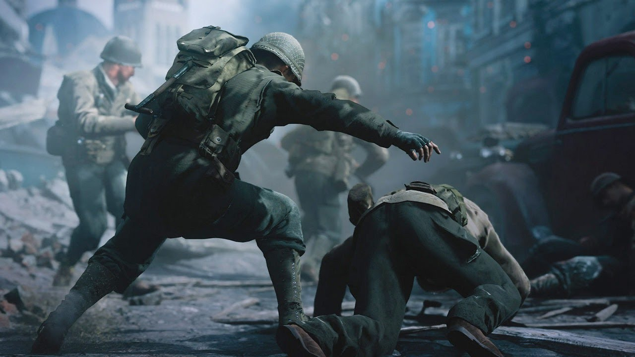 Call of Duty: WW2 – All Heroic Actions