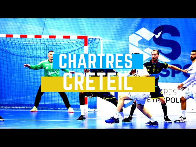 Résumé de Chartres/Créteil (J06 - Liqui Moly StarLigue)