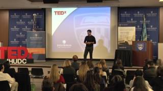 Change and Vulnerability | Baktash Ahadi | TEDxJHUDC