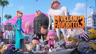 Mi Villano Favorito 3 | Disponible | HBO - HBO GO